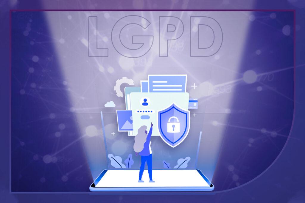 outsourcing de impressão LGPD